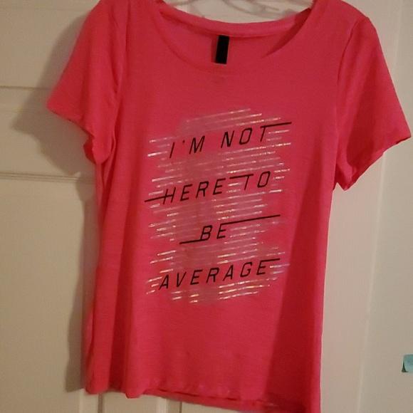 Aeropostale Tops - I'm not here to be average aeropostale shirt